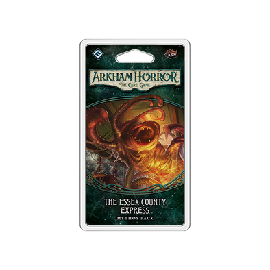 Arkham Horror - The Card Game - The Dunwich Legacy 2 of 6 - The Essex County Express - 401 Games