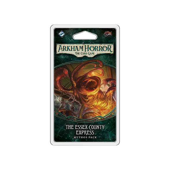 Arkham Horror - The Card Game - The Essex County Express