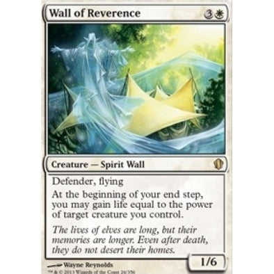 Wall of Reverence (C13) available at 401 Games Canada