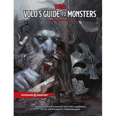 Dungeons & Dragons - 5th Edition - Volo's Guide to Monsters - 401 Games