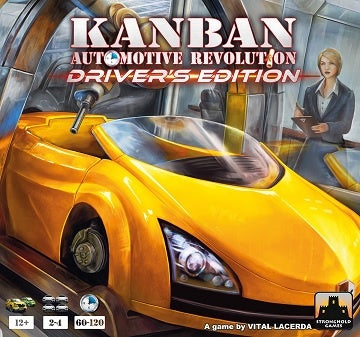 Buy Kanban Driver's Edition and more Great Board Games Products at 401 Games