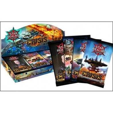 Star Realms Crisis Pack - Events available at 401 Games Canada