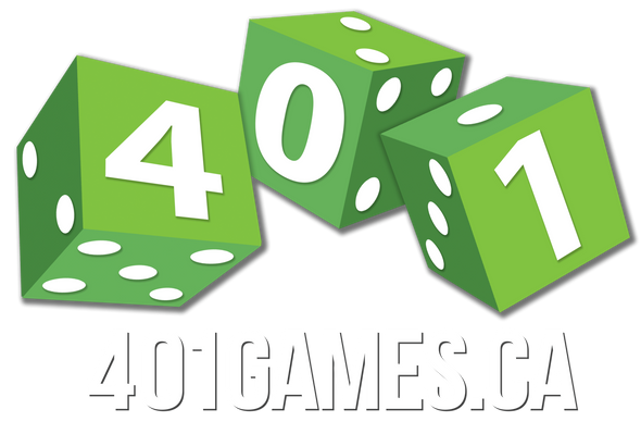 401 Games Gift Card - Online Use Only - 401 Games