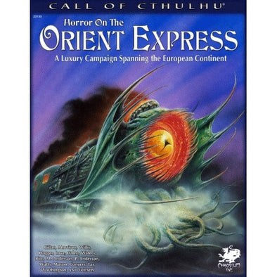 Call of Cthulhu - 7th Edition - Horror on the Orient Express available at 401 Games Canada
