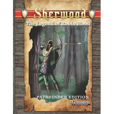 Pathfinder - Book - Sherwood: The Legend of Robin Hood available at 401 Games Canada
