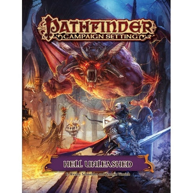 Pathfinder - Campaign Setting - Hell Unleashed - 401 Games