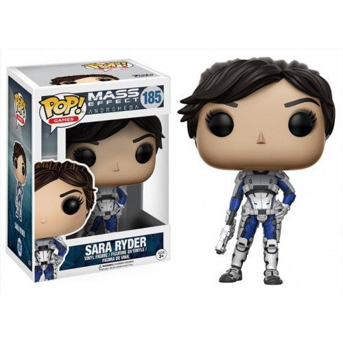 Buy Pop! Mass Effect - Sara Ryder and more Great Funko & POP! Products at 401 Games