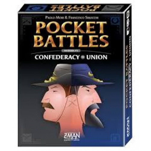 Pocket Battles Confederacy Vs. Union