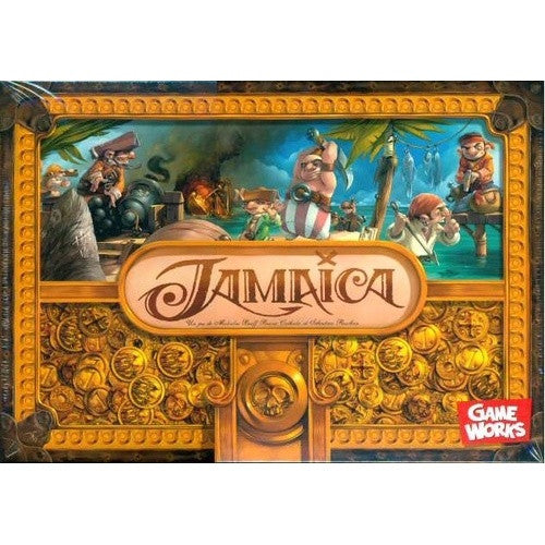 Jamaica - 401 Games