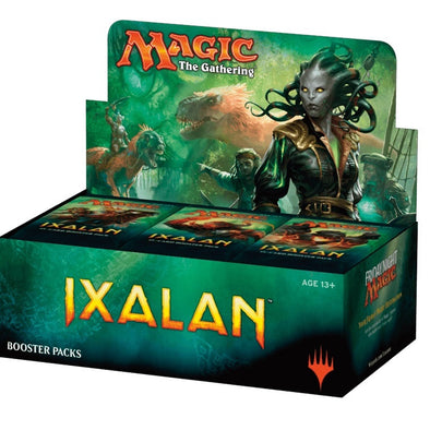 Buy MTG - Ixalan - Russian Booster Box and more Great Magic: The Gathering Products at 401 Games