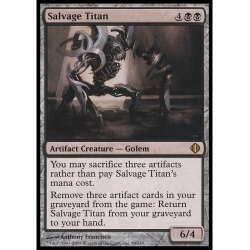 Salvage Titan (ALA) available at 401 Games Canada