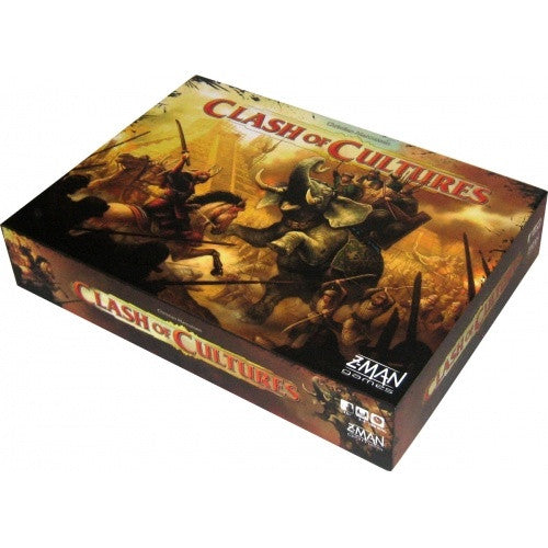 Clash of Cultures - 401 Games