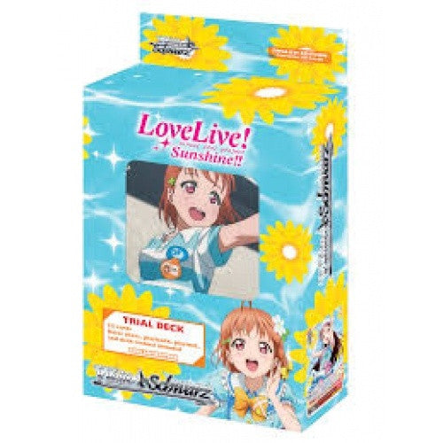 Buy Weiss Schwarz - Love Live! Sunshine! - English Trial Deck and more Great Weiss Schwarz Products at 401 Games