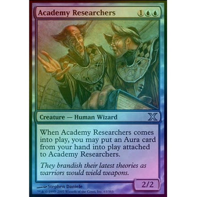 Academy Researchers (Foil) - 401 Games