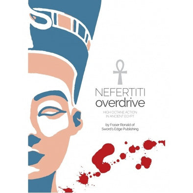 Nefertiti Overdrive - Core Rulebook - 401 Games