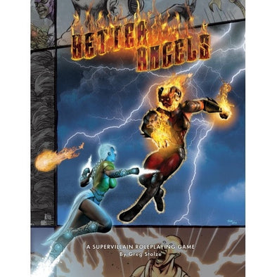 Better Angels - Core Rulebook - 401 Games