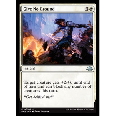 Give No Ground (EMN) - 401 Games