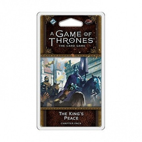 Game of Thrones LCG - 2nd Edition - The King's Peace - 401 Games