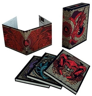 Buy Dungeons & Dragons - 5th Edition - Special Edition Gift Set and more Great RPG Products at 401 Games