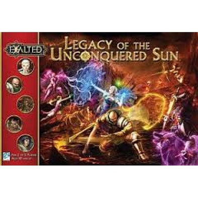 Buy Legacy Of the Exalted Sun and more Great Board Games Products at 401 Games