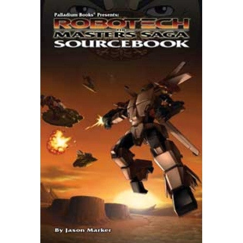 Robotech - The Shadow Chronicles Masters Saga Sourcebook available at 401 Games Canada