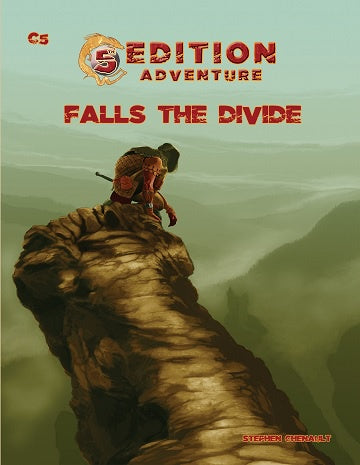 5th Edition Adventures C5: Falls the Divide - 401 Games