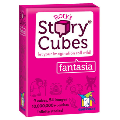 Buy Rory's Story Cubes - Fantasia and more Great Board Games Products at 401 Games