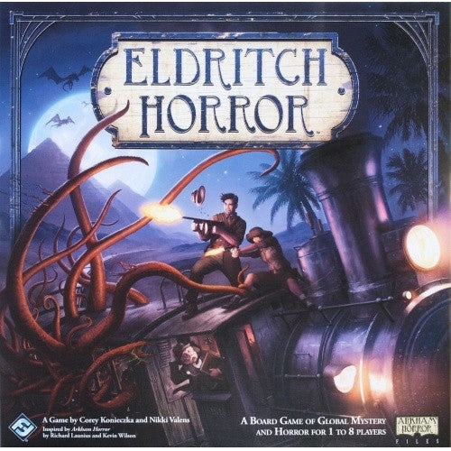 Eldritch Horror available at 401 Games Canada