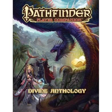 Pathfinder - Player Companion - Divine Anthology