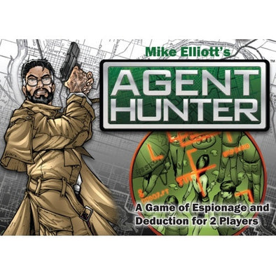 Agent Hunter - 401 Games
