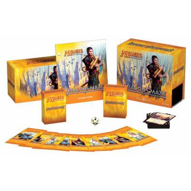 Buy MTG - Dragon's Maze - Fat Pack and more Great Magic: The Gathering Products at 401 Games