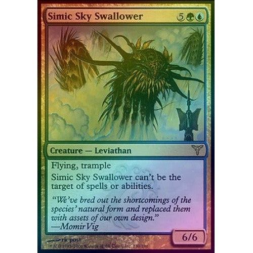 Simic Sky Swallower (Foil) (DIS) - 401 Games