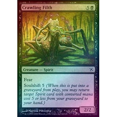 Crawling Filth (Foil) (BOK) - 401 Games