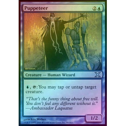 Puppeteer (Foil) - 401 Games