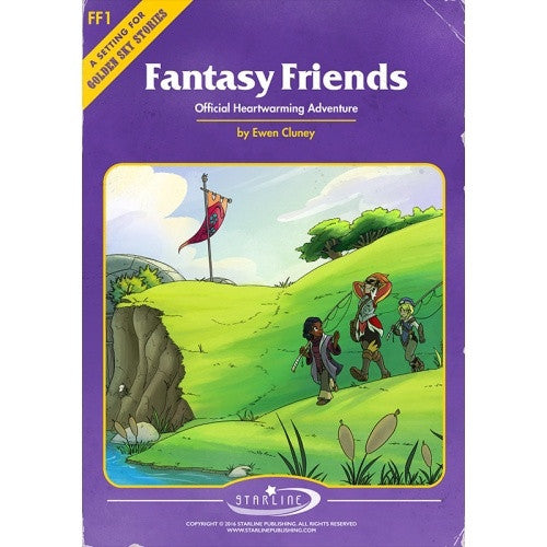 Golden Sky Stories - Fantasy Friends - 401 Games