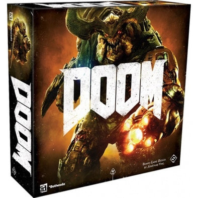 Buy Doom - The Board Game and more Great Board Games Products at 401 Games