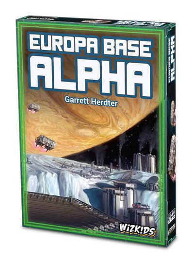 Europa Base Alpha available at 401 Games Canada