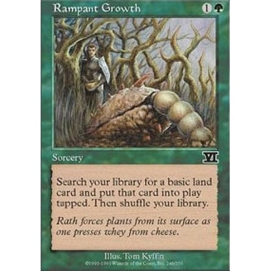 Rampant Growth - 401 Games