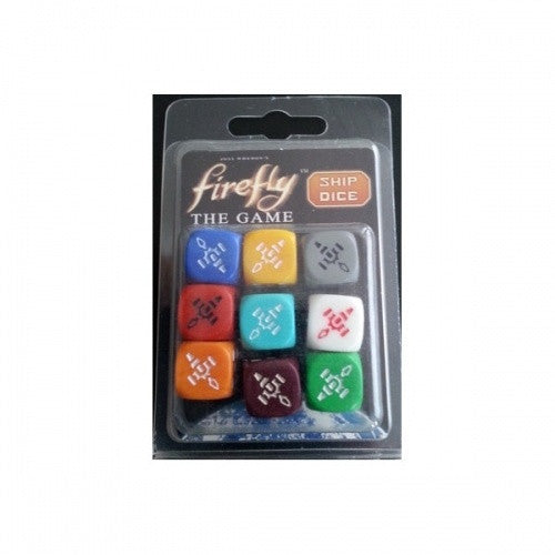 Firefly - The Game - Ship Dice - 401 Games