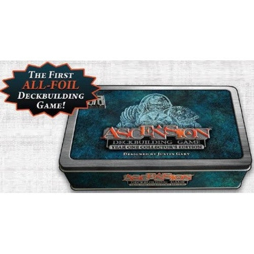 Ascension - Deckbuilding Game - Year One Collector's Edition - 401 Games