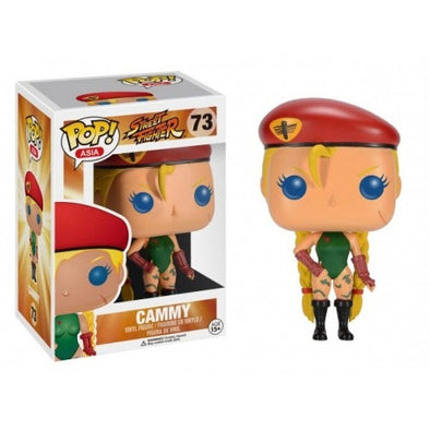 Buy Pop! Street Fighter - Cammy and more Great Funko & POP! Products at 401 Games