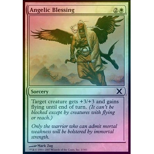 Angelic Blessing (Foil) - 401 Games