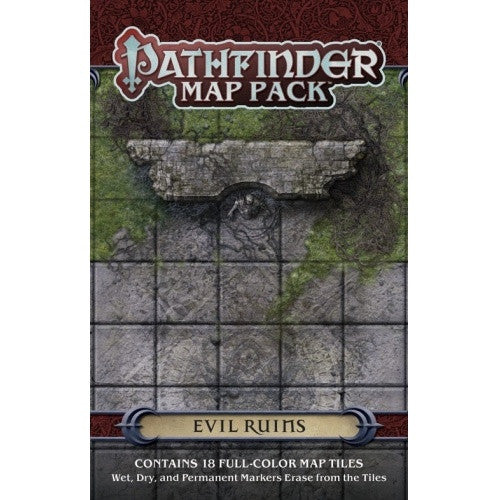 Buy Tile Set - Pathfinder - Evil Ruins and more Great RPG Products at 401 Games
