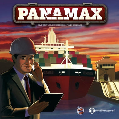 Buy Panamax and more Great Board Games Products at 401 Games