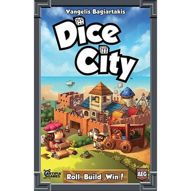 Dice City available at 401 Games Canada