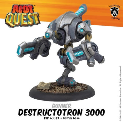 Riot Quest - Hero - Destructotron 3000 - 401 Games