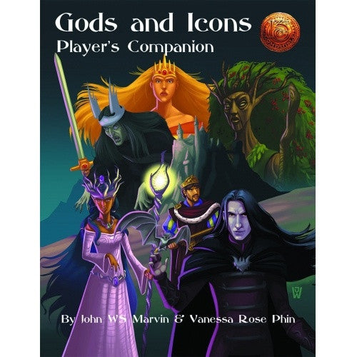 13th Age - Gods and Icons Player Companion - 401 Games
