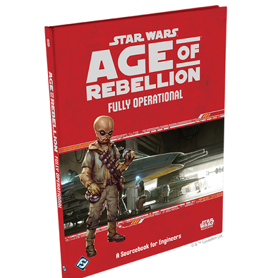 Star Wars: Age of Rebellion - Fully Operational (Pre-Order) - 401 Games