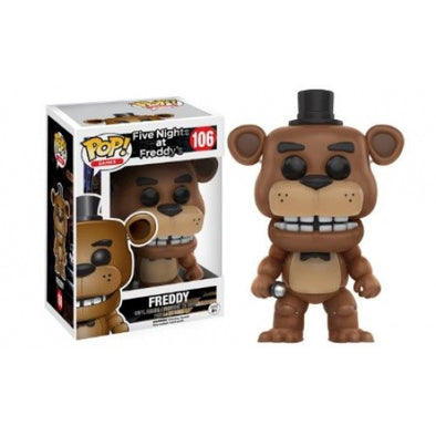 Buy Pop! Five Nights at Freddy's - Freddy and more Great Funko & POP! Products at 401 Games
