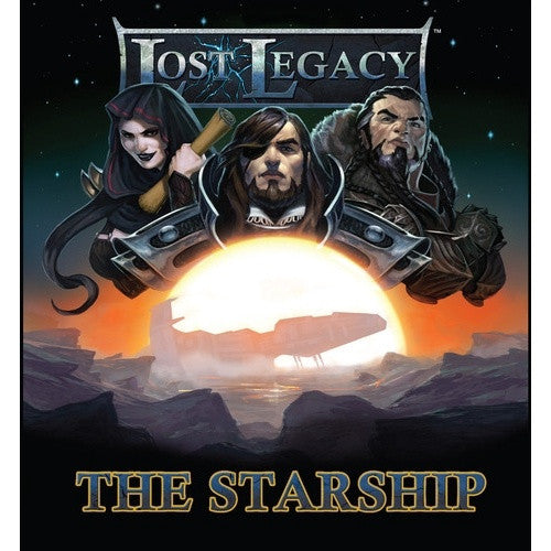 Lost Legacy: Starship - 401 Games